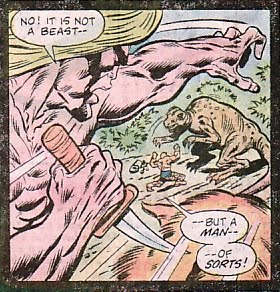 Marvel Two-in-One #16, the Thing and Ka-Zar