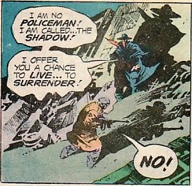 The Shadow #10, E R Cruz
