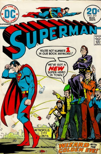 Superman #273, Nick Cardy Cover