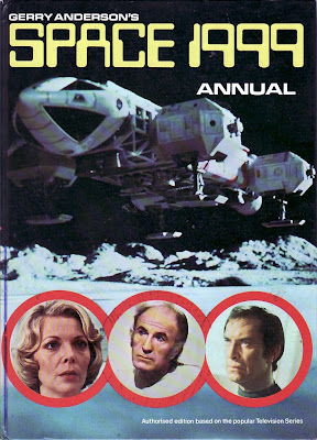 Space 1999 annual 1976