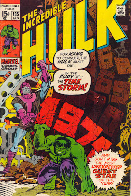 Incredible Hulk #135, Kang the Conqueror, Phantom Eagle