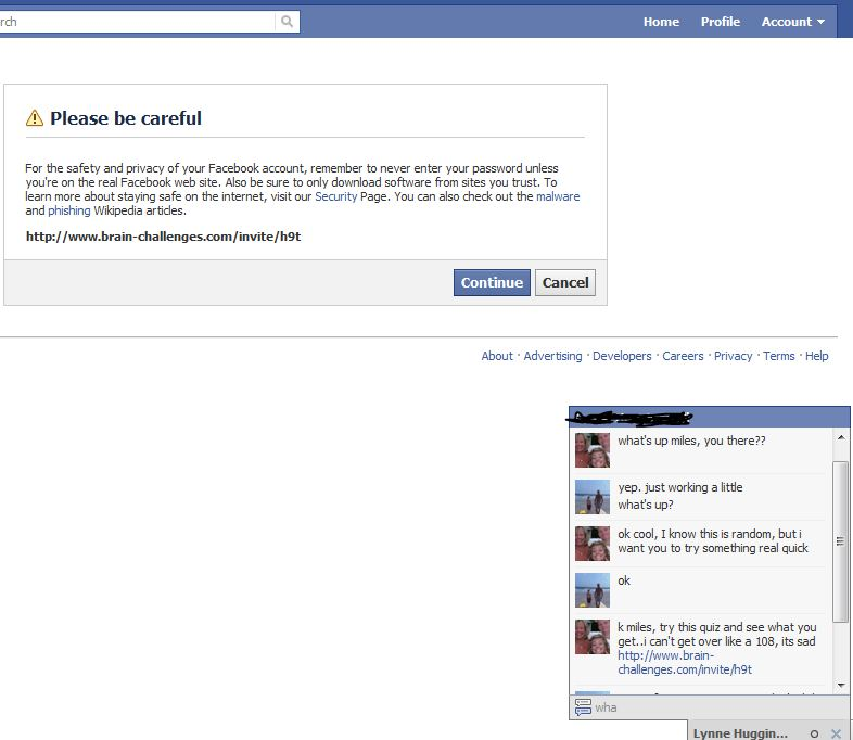 New Attack on Facebook Discovered By A Geek To Go! - A Geek
