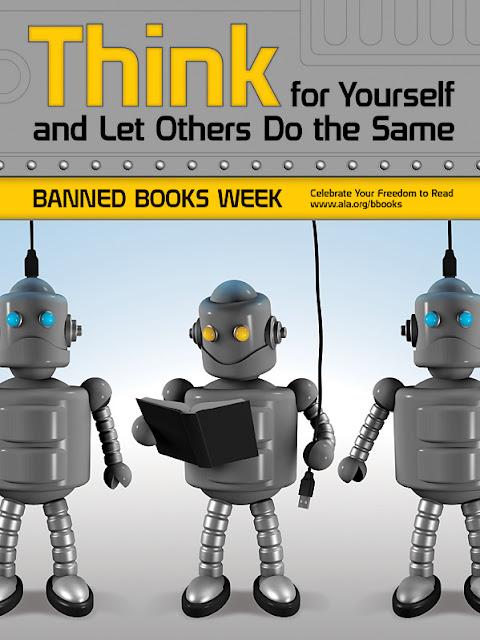 Banned Books Week 2010 - September 25 - October 2, 2010 - Giveaway