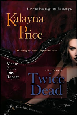 Interview with Kalayna Price & Giveaway