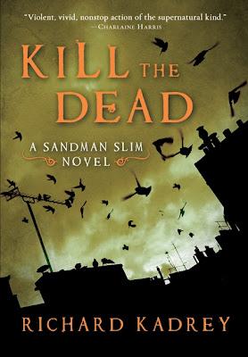 End of Year Giveaway 1 - Sandman Slim Novels by Richard Kadrey - December 15, 2010