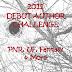2011 Debut Author Challenge