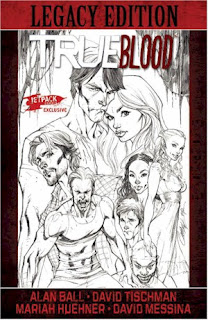 Wednesday Comics on Thursday - A Tale of Collecting True Blood Comics, Part 1 - January 27, 2011