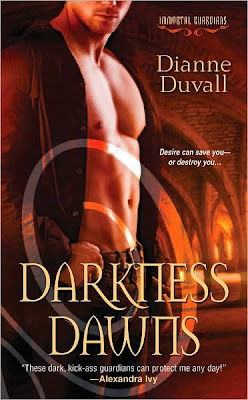 Interview with Dianne Duvall & Giveaway - February 9, 2011