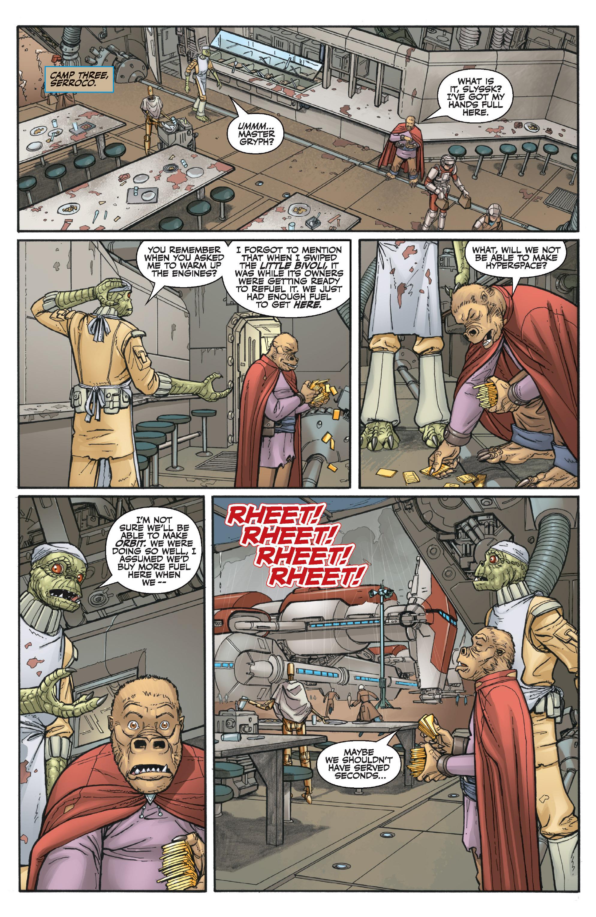 Read online Star Wars Omnibus comic -  Issue # Vol. 29 - 334