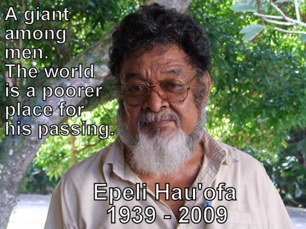 FROM A TONGAN DAUGHTER: Words from the Wise--Farewell Dr ...