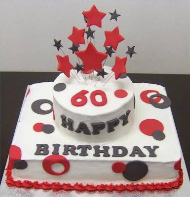 60th Birthday Cake Ideas On For Men
