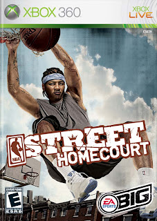 NBA Street Homecourt (X-BOX 360) 2007