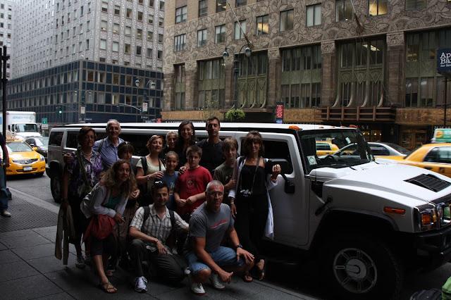 limusina Hummer Nueva York
