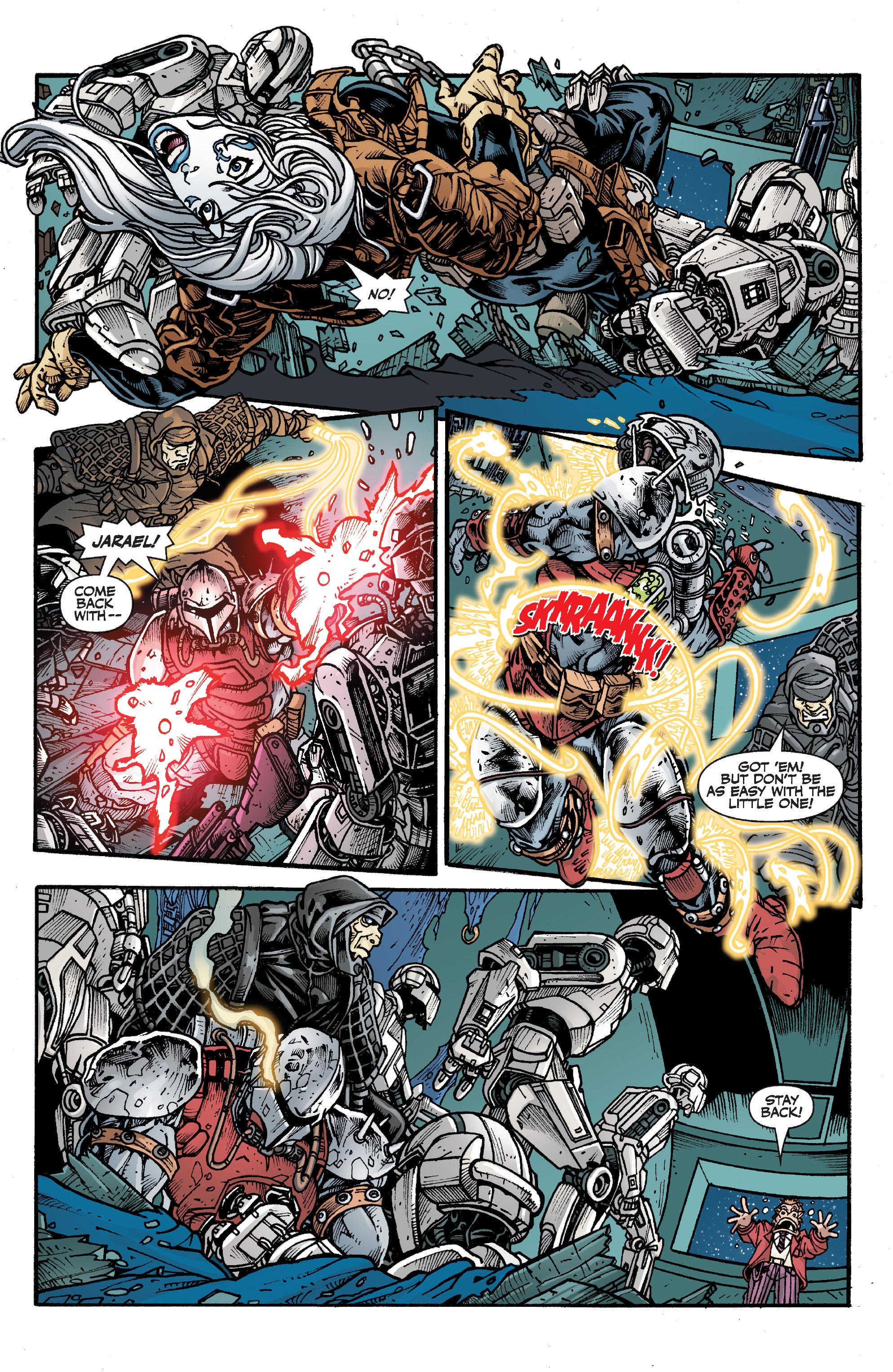 Read online Star Wars Omnibus comic -  Issue # Vol. 32 - 415