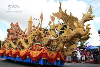 Pile Of Dry Bai Si King Naga Old And Traditional Art