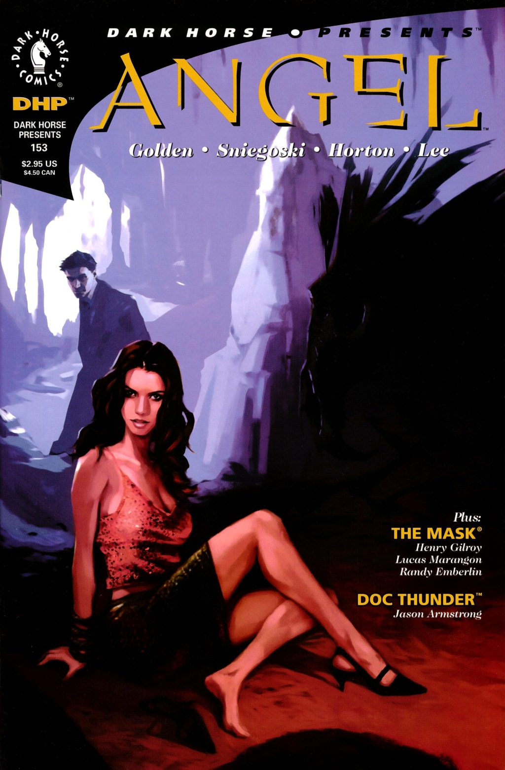 Dark Horse Presents (1986) 153 Page 1