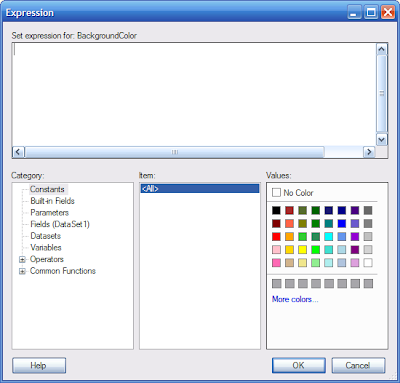 """2 thoughts on """"The other background color property in SSRS"""""""