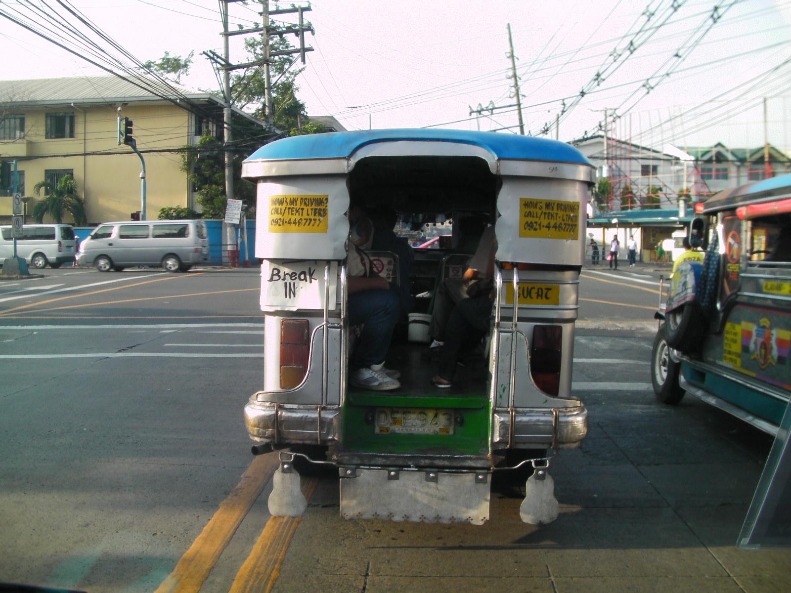 My Corner of Japan: The Philippines