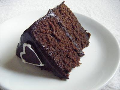 Hersheys Very Chocolate Cake