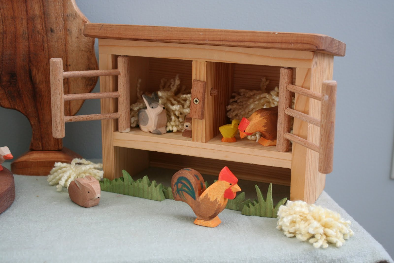 Charming The Birds From The Trees Learning Basket Harvest