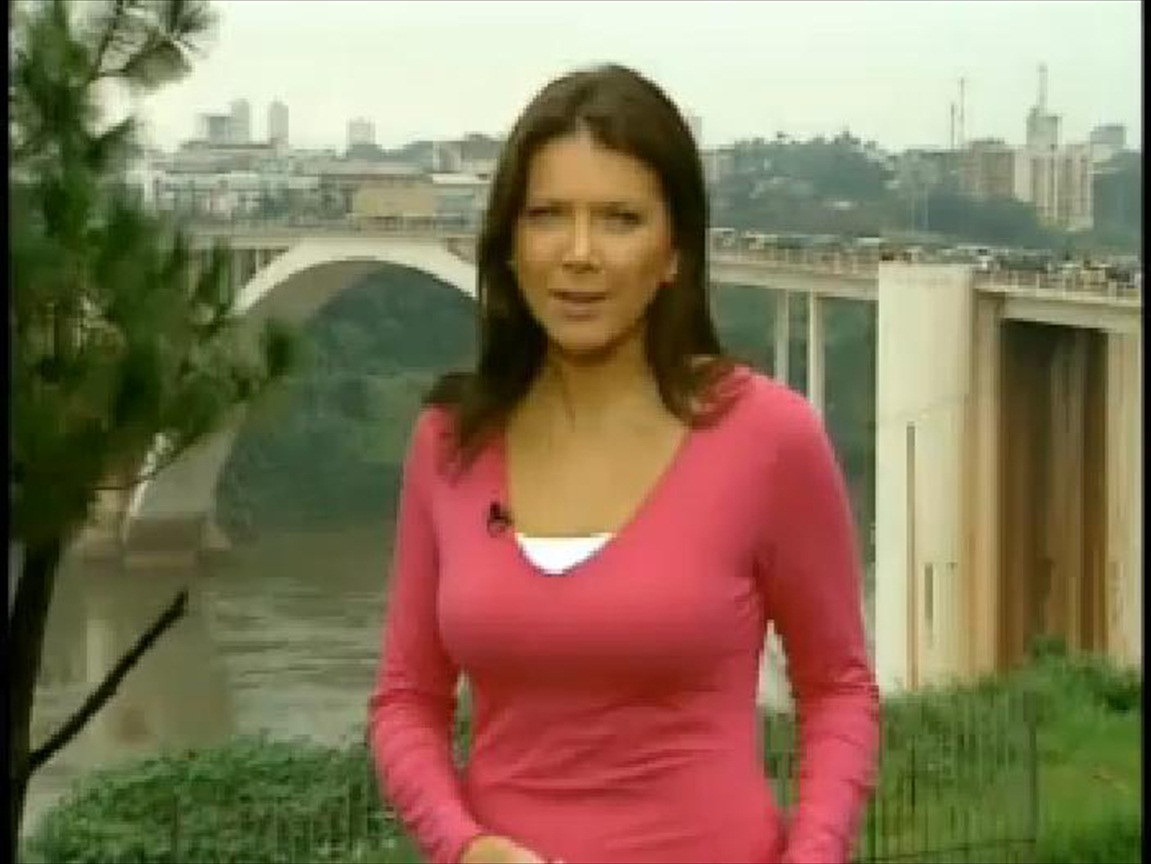 Trish Regan Sexy Spicy Newsreade...