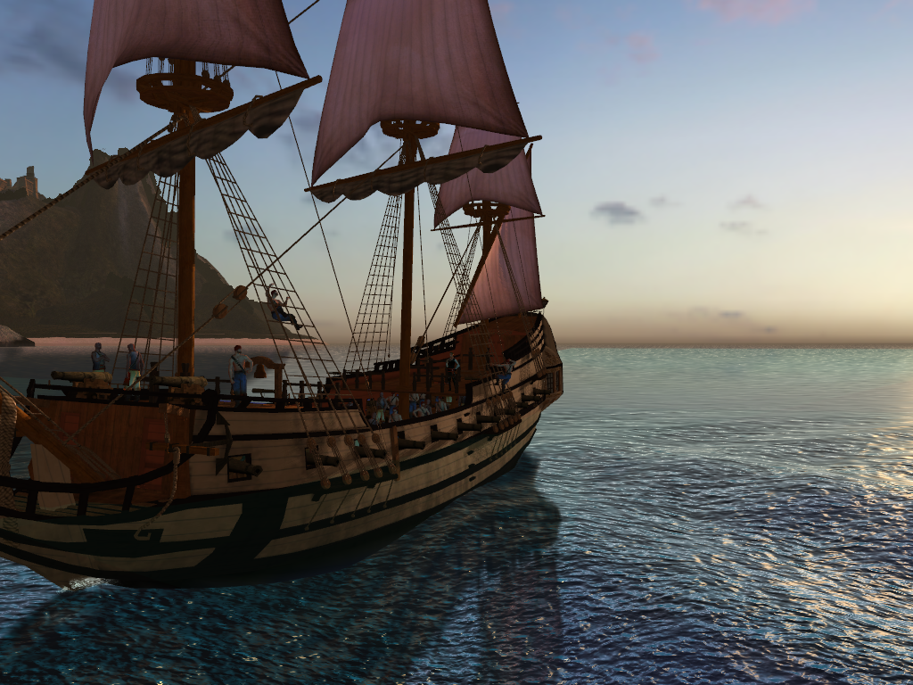 Pirates Of The Burning Sea Switching To Free-To-Play Model
