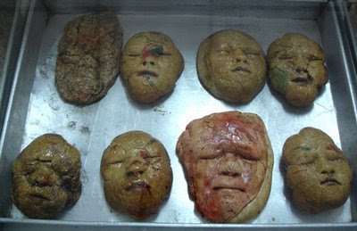 Potongan Tubuh Manusia Dijual