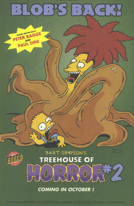 Read online Simpsons Comics comic -  Issue #23 - 26