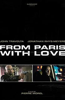 From Paris With Love le film avec John Travolta