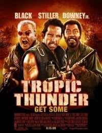 Tropic Thunder Movie