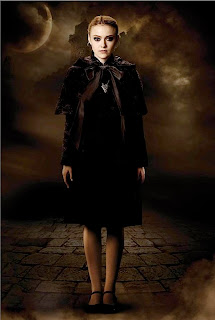 Dakota Fanning as Jane the volturi