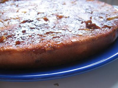Recipe Walnet Cake
