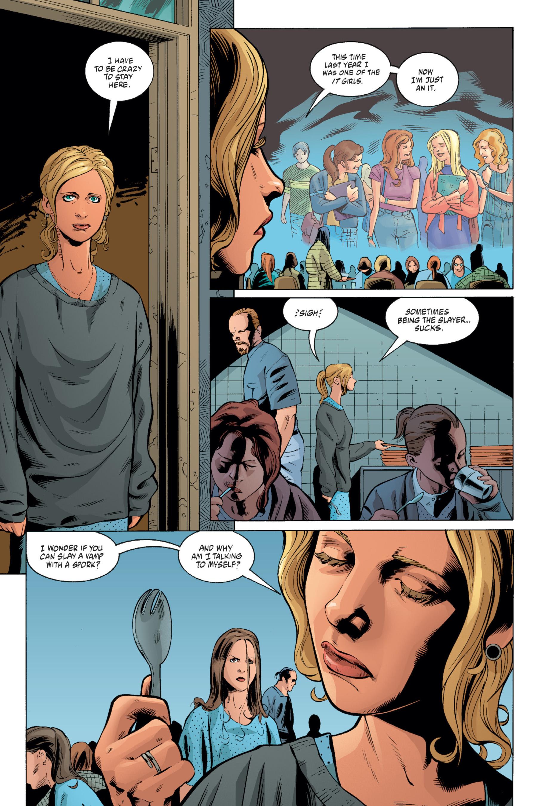 Read online Buffy the Vampire Slayer: Omnibus comic -  Issue # TPB 1 - 243
