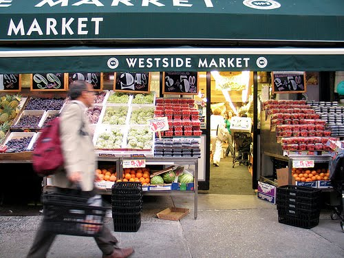 Andre Mika's Fork New York: Westside Market: NYC's Greatest