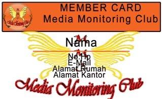 Lomba Merancang Logo dan Kartu Anggota Media Monitoring Club 24