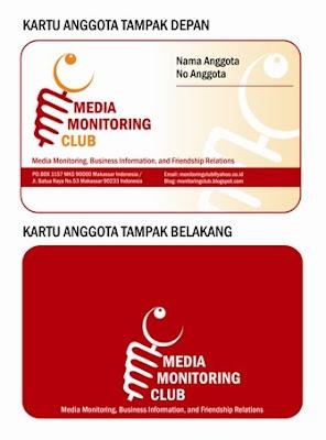Lomba Merancang Logo dan Kartu Anggota Media Monitoring Club 25