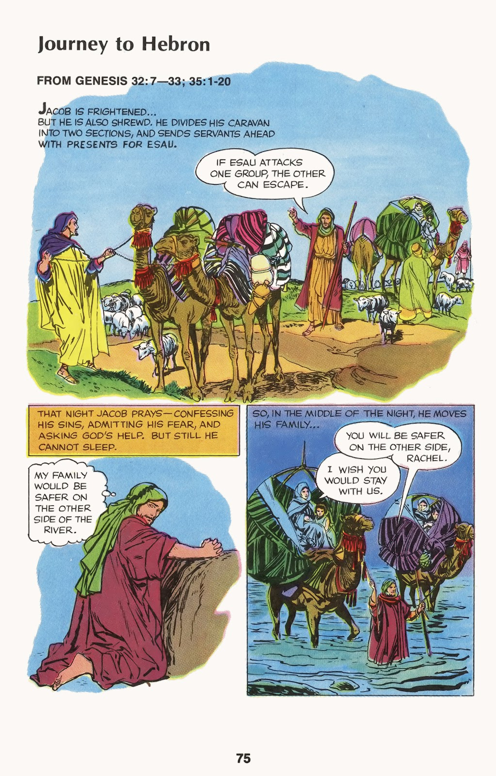 The Picture Bible issue TPB (Part 1) - Page 77