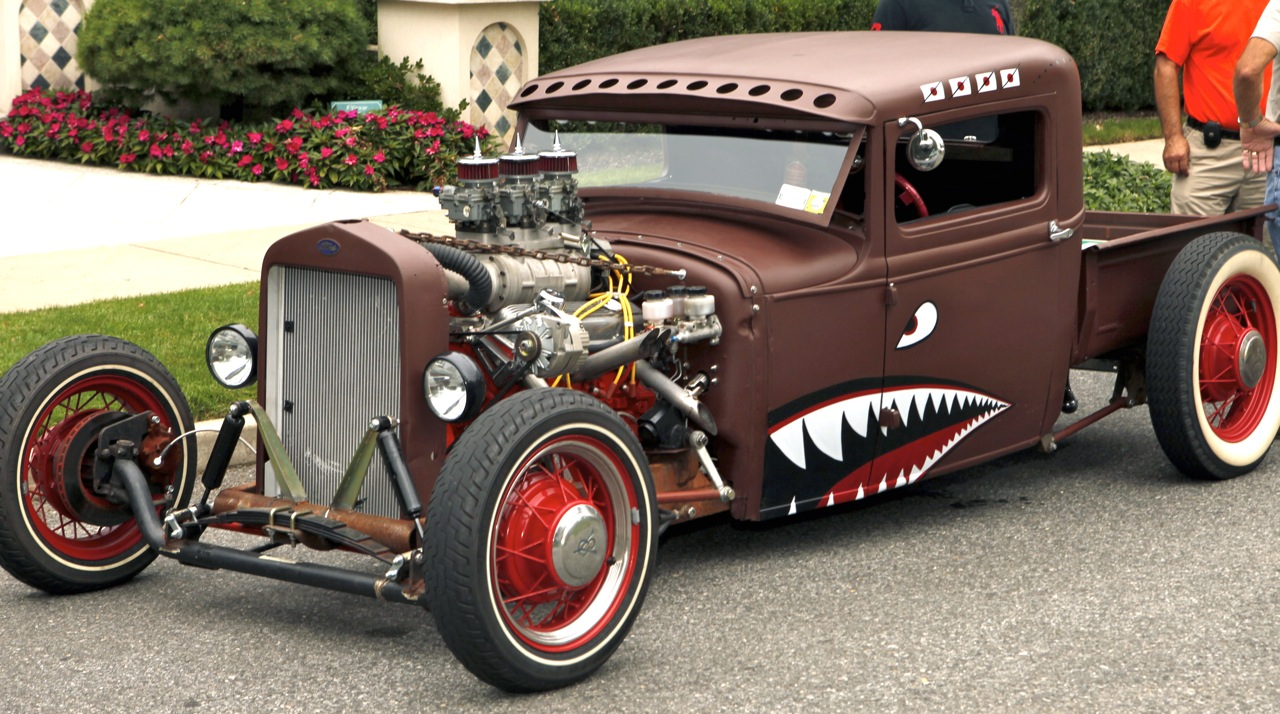 rat rod cars best - photo #16
