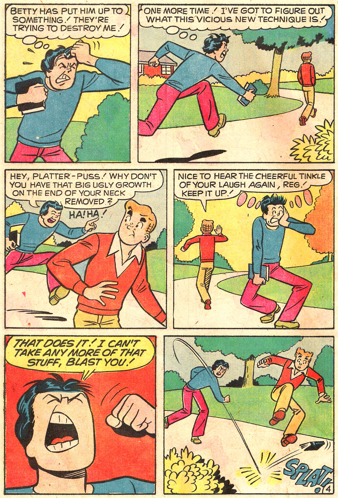 Read online Archie (1960) comic -  Issue #250 - 6