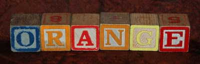 handy antique alphabet blocks are ready for instant signmaking