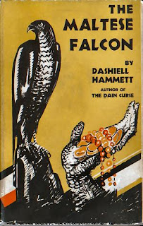 'The Maltese Falcon' (1930) by Dashiell Hammett