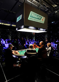 NAPT Venetian Main Event final table