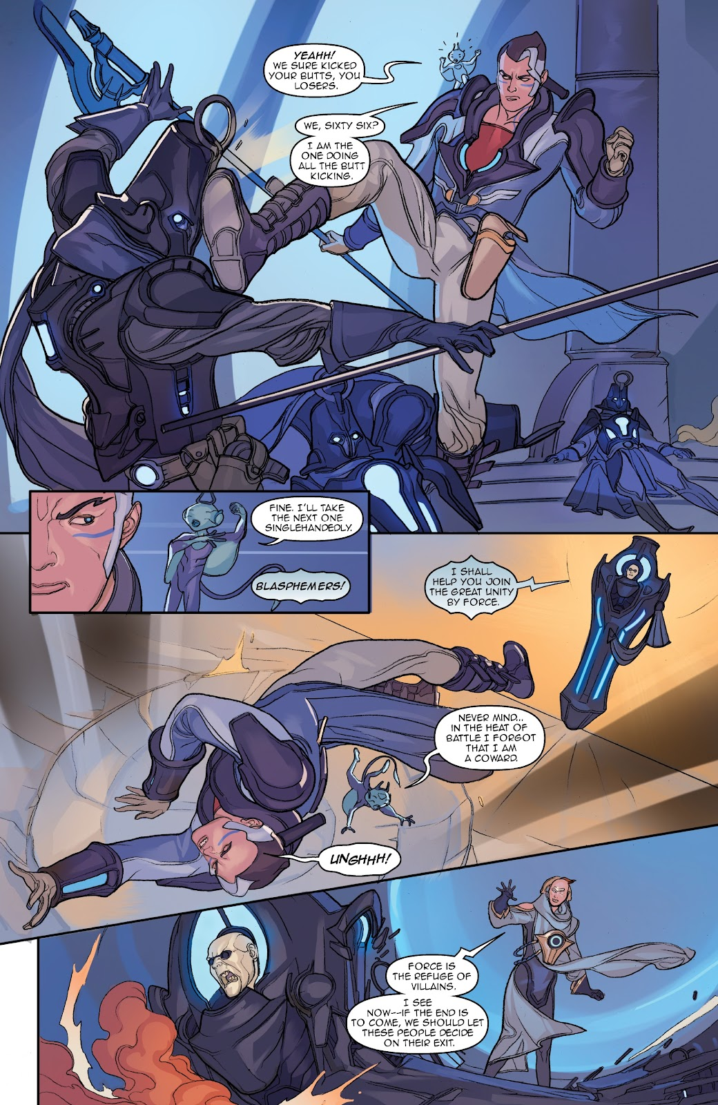 Read online Lightstep comic -  Issue #3 - 24