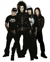TOKIO HOTEL BEAUTIFUL FREE EMOTICONS