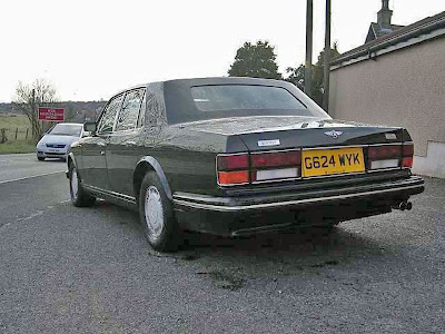 Bentley Turbo R by Hooper
