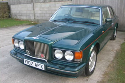 Bentley Turbo R 2 door Hooper