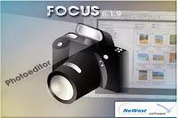 برنامج تعديل الصور Focus Photo edit