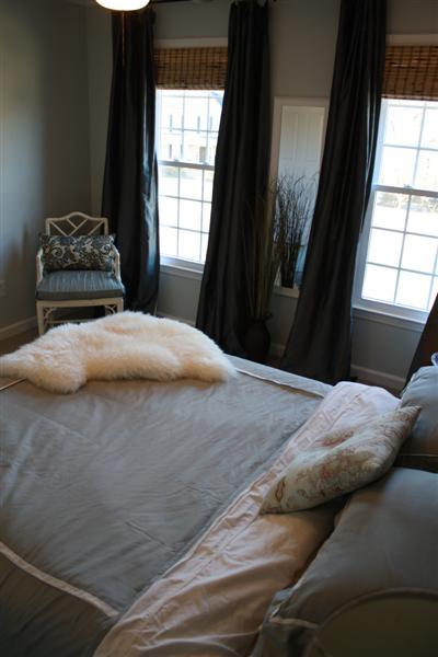 Remodelaholic Renovated Guest Bedroom No More Nasty Carpet