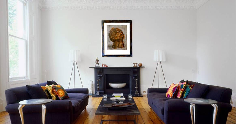 Elizabeth M Jacob Living Room Inspiration White On White