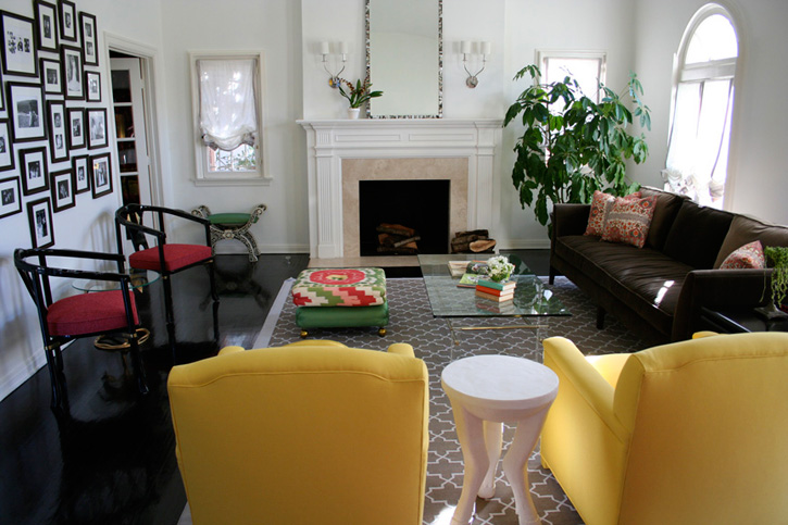 Admirable An Inviting And Elegantly Eclectic Living Room Gamerscity Chair Design For Home Gamerscityorg